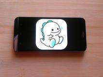 BIGO LEVENDE app stock fotografie