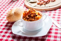 Bigos Royalty Free Stock Photo