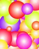 BigSoftBubbles1 Fotografia Stock
