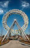 Bigwheel public art Royalty Free Stock Photography