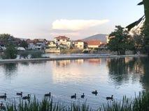 Bihac, Bósnia e Herzegovina Fotos de Stock