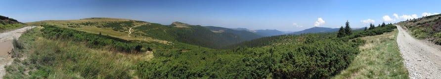 Bihor carst mountains in Apuseni in Romania Stock Image