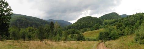 Bihor carst mountains in Apuseni in Romania Royalty Free Stock Photos