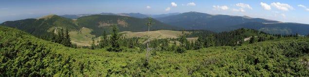 Bihor carst mountains in Apuseni in Romania Stock Photos