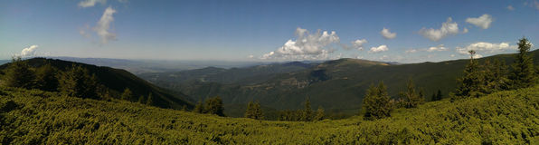 Bihor Mountains  Royalty Free Stock Photos