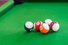 13. Biilard-Ball Lizenzfreies Stockbild