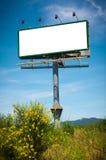 Biilboard Stock Photo