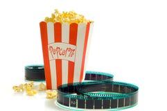 Bij de Films Royalty-vrije Stock Fotografie