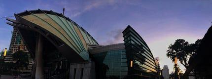 Bij de hoek van Djakarta Stock Afbeeldingen