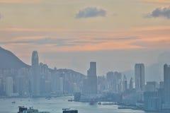 bij de mening van het lamtin van Hongkong 2017 Royalty-vrije Stock Afbeeldingen