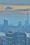 bij de mening van het lamtin van Hongkong 2017 Royalty-vrije Stock Foto's