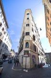 Bij de Straten van Rome Royalty-vrije Stock Foto