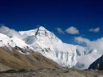 Bij de Voet Mt. Everest Stock Afbeelding