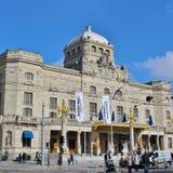 Bij het Dramatische Theater in Stockholm Royalty-vrije Stock Fotografie