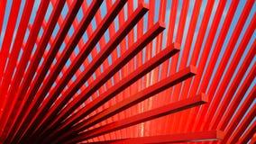 Bij Jinjihu-meer nr 1 Stock Afbeeldingen