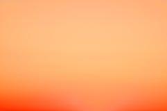 Bij zonsondergang stock afbeeldingen