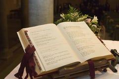 Bijbel royalty-vrije stock afbeeldingen