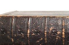 Bijbel die aan zijn kant legt Royalty-vrije Stock Fotografie