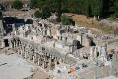Bijbels Ephesus-Stadion royalty-vrije stock afbeeldingen