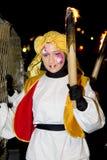 Bijbelse parade Magi in Spanje Stock Foto