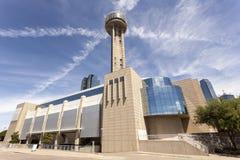 Bijeenkomsttoren in Dallas, Tx, de V.S. stock foto