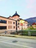 Bijelo polje. Montenegro bijelo polje royalty free stock photos