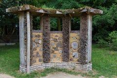 Bijenhuis Stock Foto