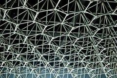 Bijenkorfvorm van matal verbinding wordt gemaakt die Stock Afbeeldingen