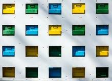 Bijenkorven Royalty-vrije Stock Foto's