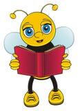 Bijentribune een Nd-greep een boek stock illustratie