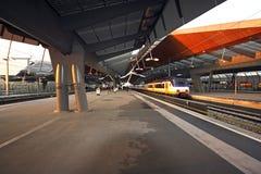 bijlmer荷兰新的火车站 库存照片