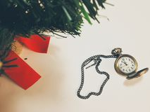 Bijna Kerstmis Royalty-vrije Stock Foto