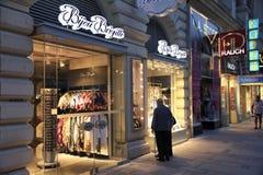 Bijou Brigitte-winkel royalty-vrije stock afbeeldingen
