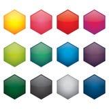 Bijou de sucrerie de bouton Photographie stock libre de droits