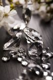 Bijou normal - diamant Photo libre de droits