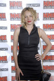 Bijou Phillips on the red carpet. Stock Photo
