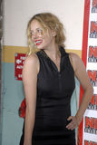Bijou Phillips on the red carpet. Stock Image