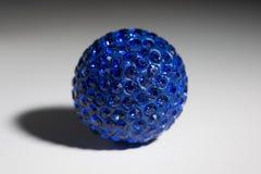 Bijouterie Blue. Bijouterie pendant ornament ball blue Stock Image