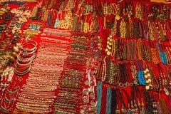 Bijouterie indio Fotos de archivo