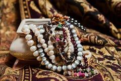 Bijouterie, jewelry Stock Images