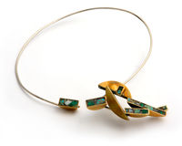 Bijouterie - necklace Stock Photography