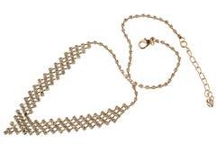Bijouterie necklace Royalty Free Stock Photos