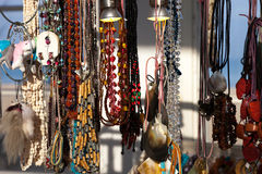 Bijoux ambres Images libres de droits