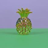 Bijoux d'ananas Images stock