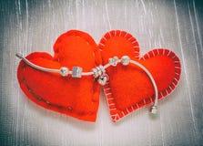 Bijoux de Pandora Bracelet, rétro style Photo stock