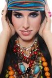 Bijoux ethniques images libres de droits