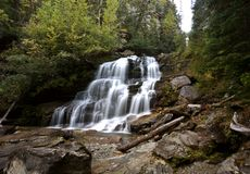 Bijoux Falls royalty free stock images