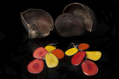 Bijoux Handcrafted faits main Photographie stock libre de droits