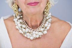 Bijoux jamais trop Photos stock