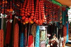 Bijoux tibétains Photographie stock libre de droits